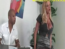 ass big-tits black blonde blowjob big-cock handjob hardcore interracial