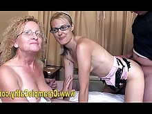 amateur ass blowjob big-cock creampie cumshot fuck gang-bang glasses