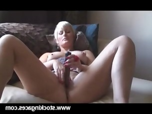 blonde boss dildo kiss masturbation mature milf nasty office