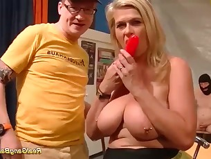 amateur blonde bukkake crazy cumshot deepthroat facials fuck gang-bang