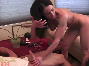 big-tits black brunette bus busty big-cock cougar dolly double-penetration