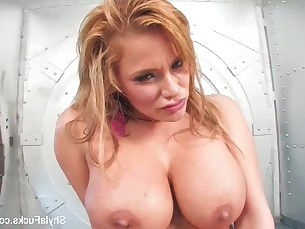 big-tits blonde boobs hardcore high-heels juicy masturbation milf pornstar