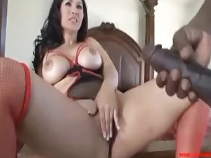 big-tits black boobs big-cock bbw high-heels huge-cock interracial lingerie