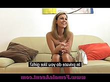 amateur casting couch hot lover mature milf orgasm really