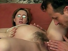 fetish hardcore mammy oral pleasure pregnant pussy