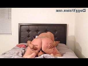 69 amateur ass cougar doggy-style bbw fatty fuck interracial