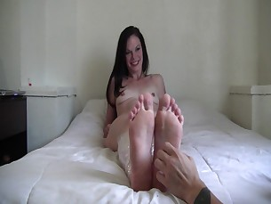 ass feet fetish foot-fetish footjob lesbian mammy milf monster